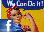 We can do it Facebook